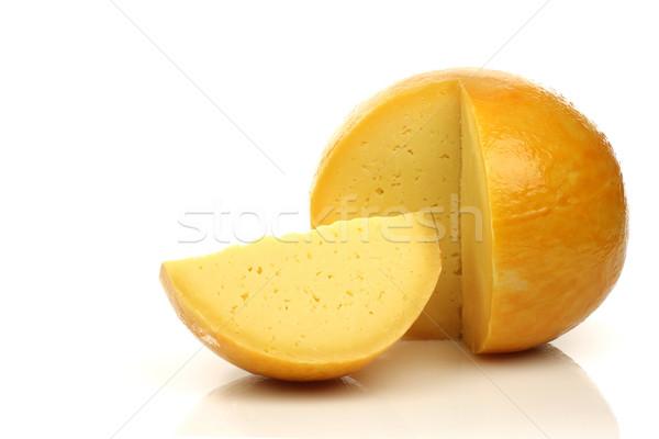 Сток-фото: Cut · голландский · сыра · завтрак · Голландии · Нидерланды