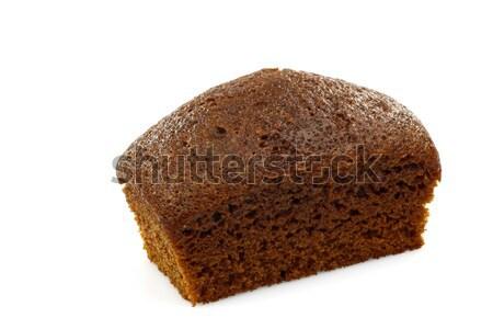 1 全体 白 食品 ケーキ ストックフォト © peter_zijlstra
