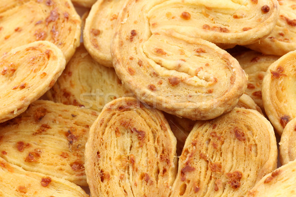Сток-фото: сыра · крендельки · сердце