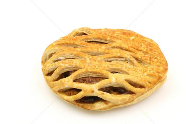 fresh meat pie Stock photo © peter_zijlstra