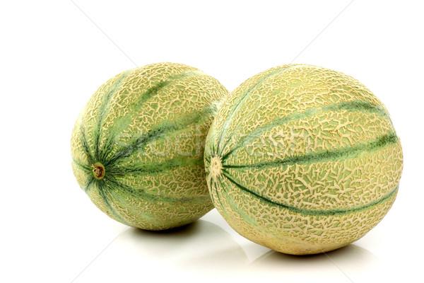 два все дыня фрукты лет кожи Сток-фото © peter_zijlstra