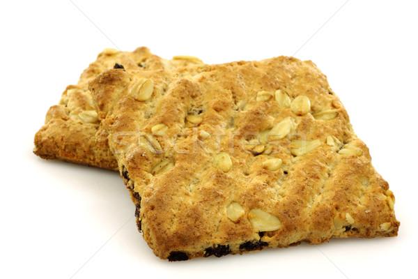 healthy fibrous crackers  Stock photo © peter_zijlstra