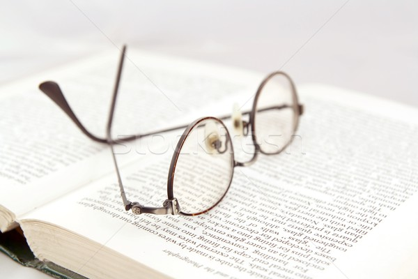 Spectacles Stock photo © peterguess