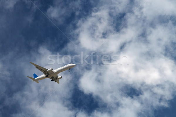 Airliner Stock photo © peterguess