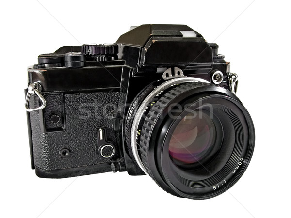 35mm SLR Camera Stock photo © peterguess