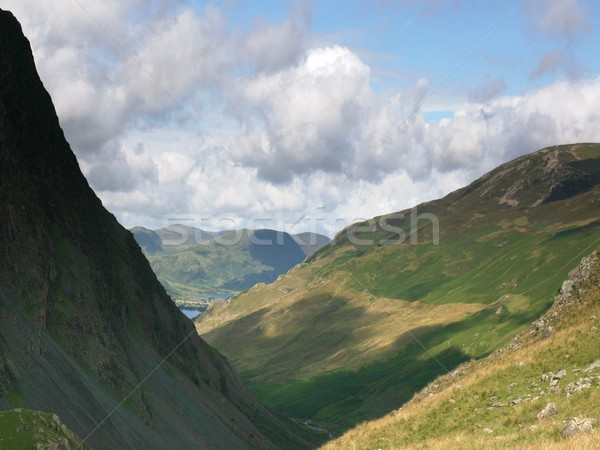 Honister Pass 1 Stock photo © peterguess