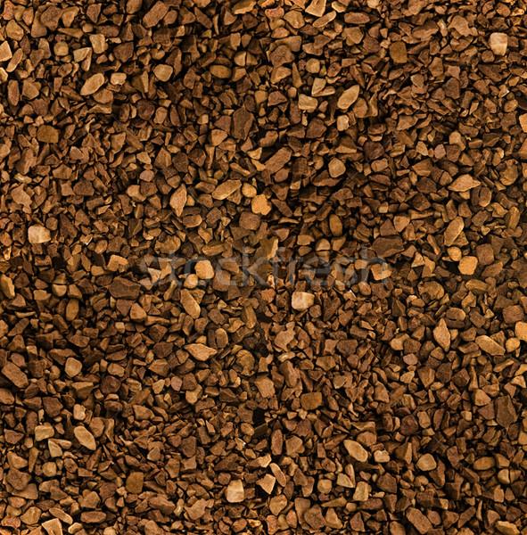 Texture café instantané utilisé Photo stock © peterguess