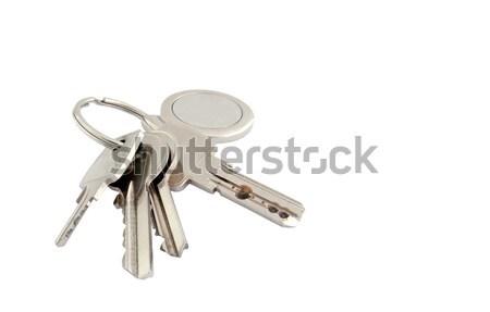 Bunch Of Keys Stock photo © peterguess