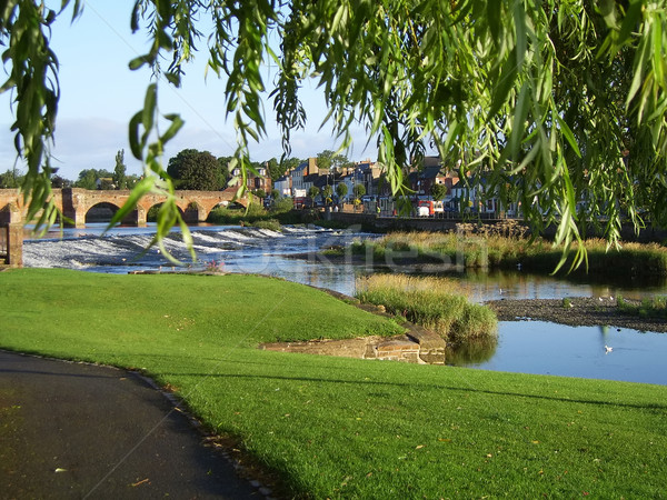 River Nith 2 Stock photo © peterguess