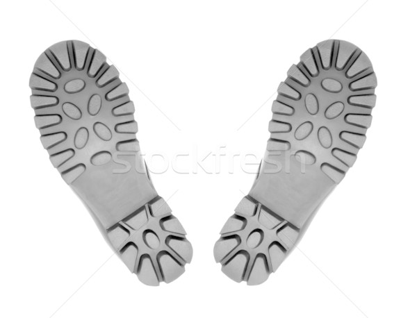 Boot Soles 2 Stock photo © peterguess