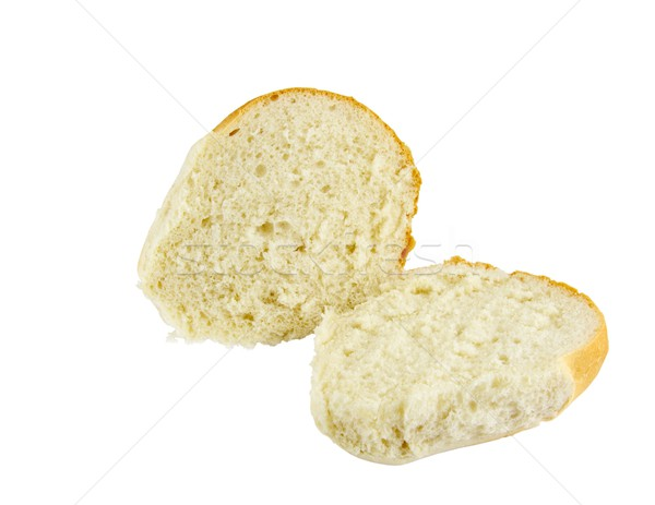 Cut Bread Roll Stock photo © peterguess