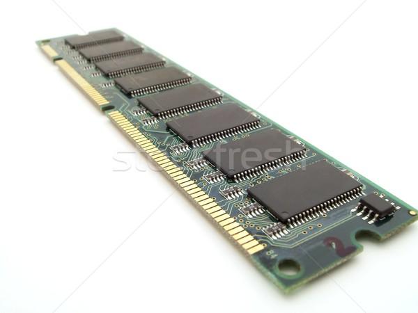 Widder Stick Computer zufällig zugreifen Speicher Stock foto © peterguess