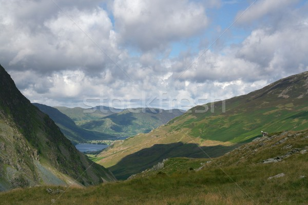 Honister Pass 2 Stock photo © peterguess