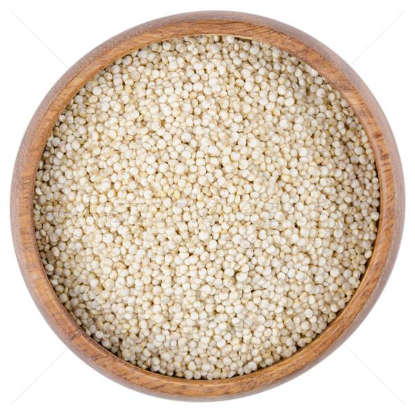 Quinoa Seeds in a Bowl Stock photo © PeterHermesFurian