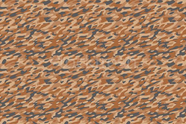 砂漠 ブラウン 軍事 繊維 パターン ストックフォト © PeterHermesFurian