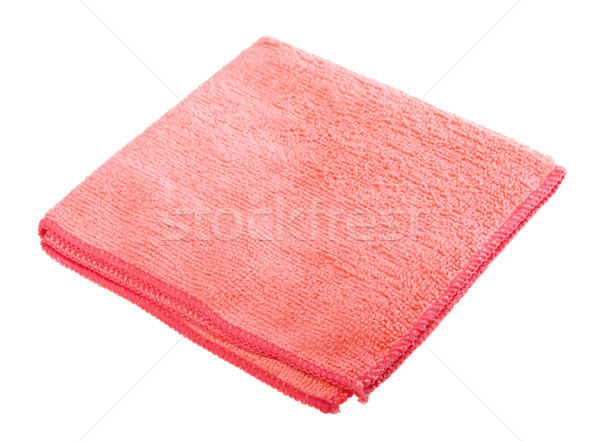 Pink Microfiber Duster Stock photo © PetrMalyshev