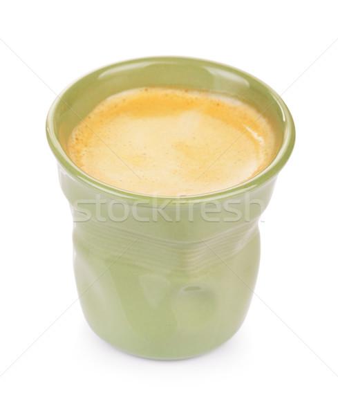 Espresso Cup Stock photo © PetrMalyshev