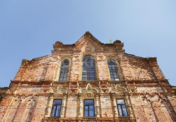 Old Building Stock photo © PetrMalyshev