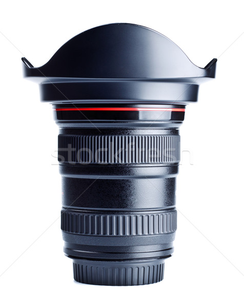 wide angle lens Stock photo © PetrMalyshev