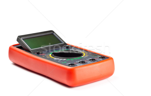 electronic measuring device Stock photo © PetrMalyshev