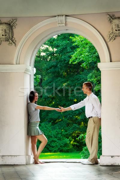 do you wanna dance? Stock photo © PetrMalyshev