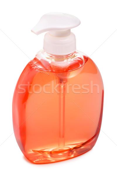 Bottle of Liquid Soap Stock photo © PetrMalyshev