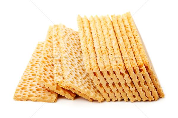rye crackers Stock photo © PetrMalyshev