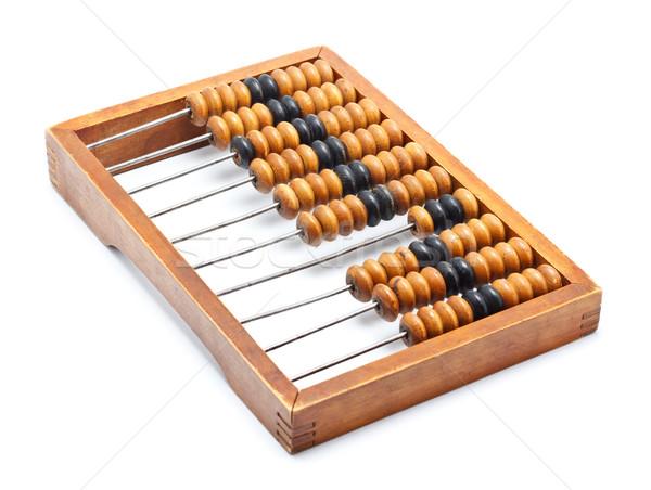 Abacus Stock photo © PetrMalyshev