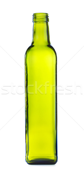 Stock photo: Empty Bottle