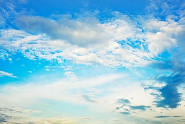 Beautiful Cloudscape  Stock photo © PetrMalyshev