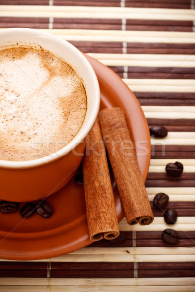 Coffee Cup Stock photo © PetrMalyshev