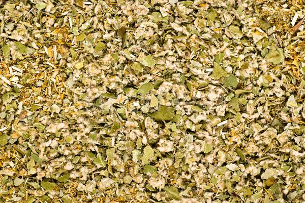 herbs mixture Stock photo © PetrMalyshev