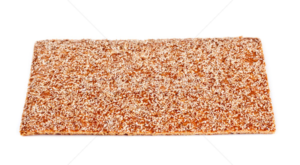 crisp cracker Stock photo © PetrMalyshev
