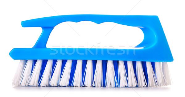 Clothes Brush Stock photo © PetrMalyshev