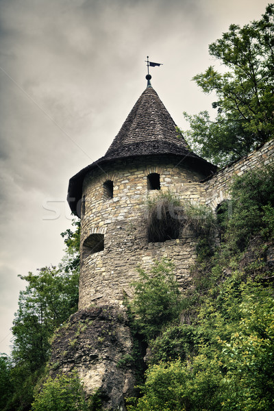 Ancient Castle Stock photo © PetrMalyshev