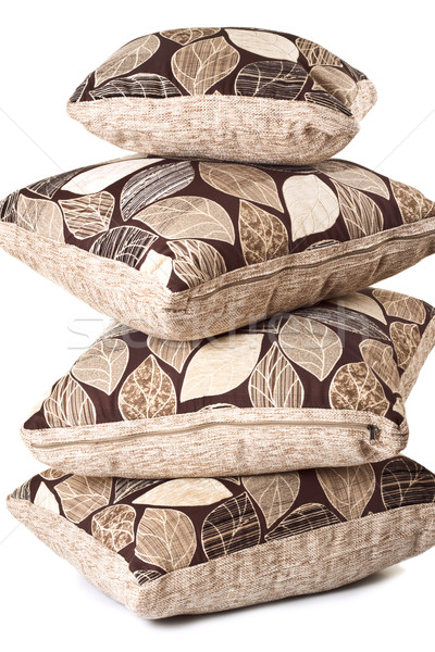 pile of pillows Stock photo © PetrMalyshev
