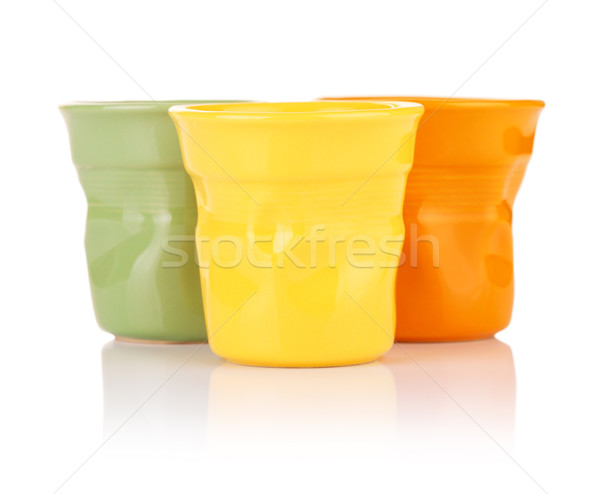 Espresso Cups Stock photo © PetrMalyshev
