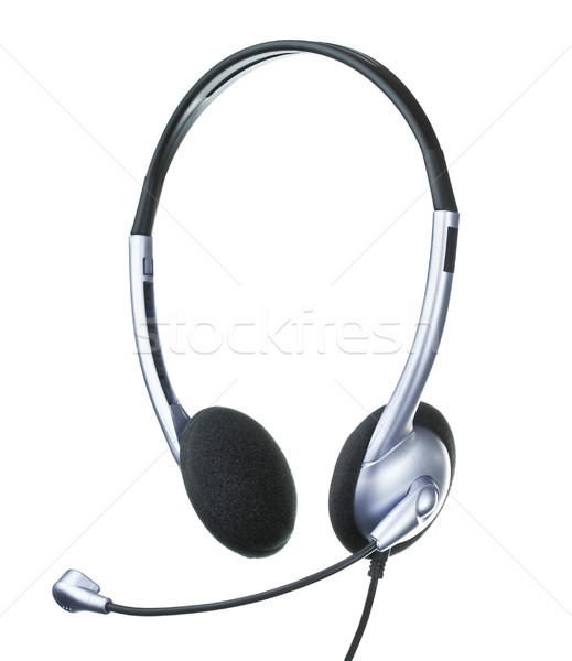 Typical Headset Stock photo © PetrMalyshev