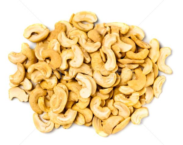 handful of cashew nuts Stock photo © PetrMalyshev