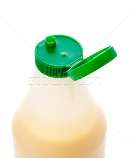 マヨネーズ ボトル 孤立した 白 食品 背景 ストックフォト © PetrMalyshev