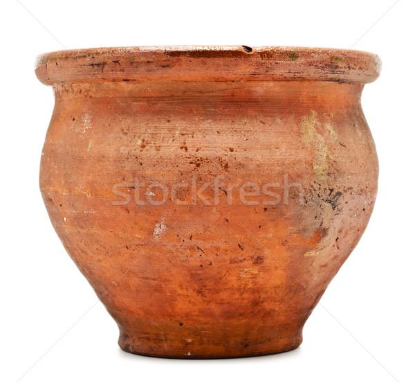 Clay Pot Stock photo © PetrMalyshev