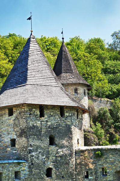 Medieval Tower Stock photo © PetrMalyshev