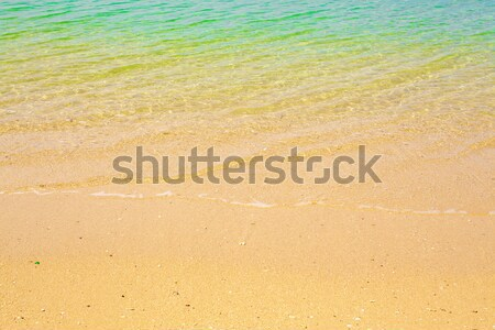 Plage tropicale plage tropicales mer beauté Photo stock © PetrMalyshev