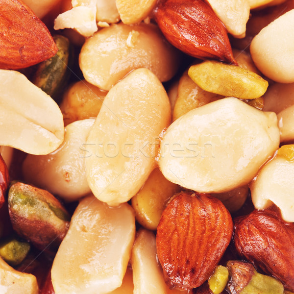 Oriental Sweet With Nuts Stock photo © PetrMalyshev