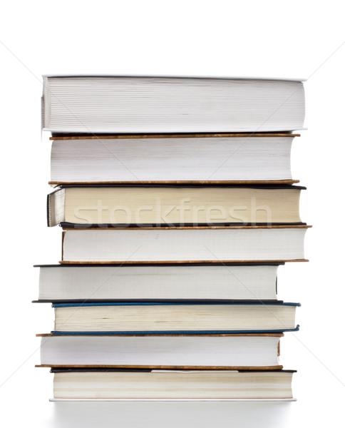 Books Stack Stock photo © PetrMalyshev