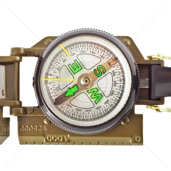 Compass Stock photo © PetrMalyshev