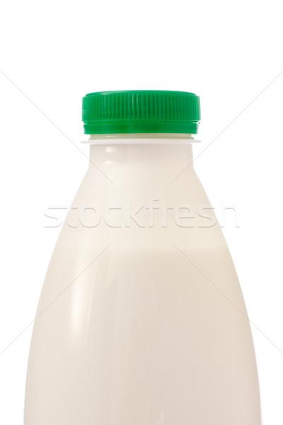 Bottle of Milk Stock photo © PetrMalyshev