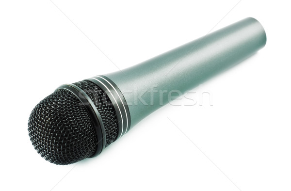 Vocal Microphone Stock photo © PetrMalyshev