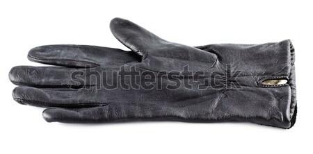 Black Glove Stock photo © PetrMalyshev