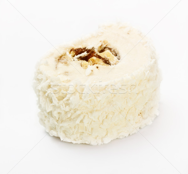 Nougat Candy With Nuts Stock photo © PetrMalyshev